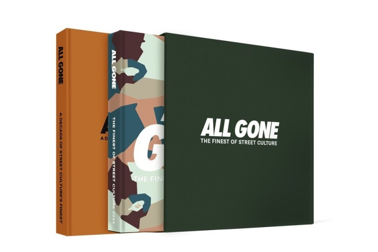 All Gone Decade Collector's Boxset