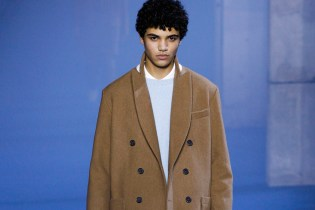 AMI Keeps Things Clean for Its 2016 Fall/Winter Collection
