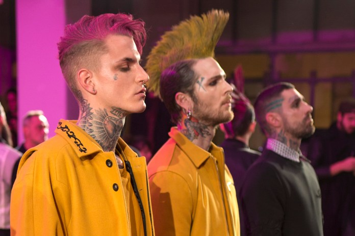 """Les Benjamins Introduces The """"Ottoman Punk"""" Aesthetic for 2016 Fall/Winter"""