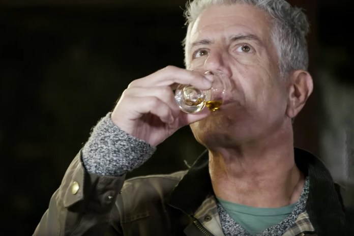 Anthony Bourdain Discovers the Magic & Tradition of Whisky in Scotland