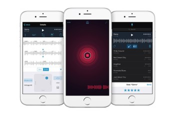 Apple Introduces the Music Memos App to Capture Your Song Ideas