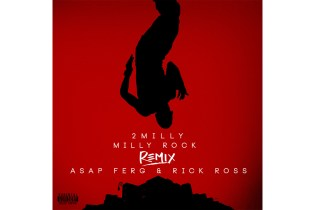 "A$AP Ferg & Rick Ross Remix ""Milly Rock"""