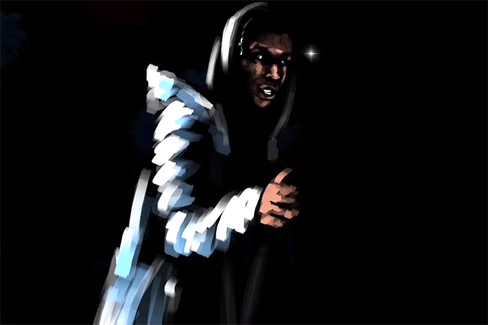 """A$AP Rocky """"JD"""" Music Video"""