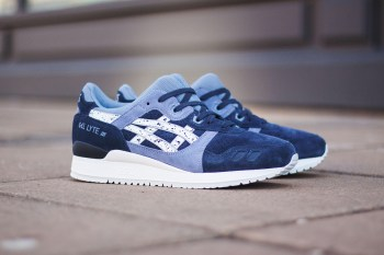 "ASICS GEL-Lyte III ""Indian Ink"""