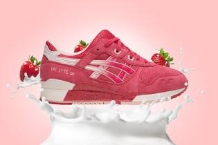"ASICS GEL-Lyte III ""Strawberries & Cream"""