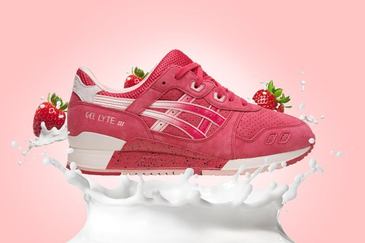 "ASICS GEL-Lyte III ""Strawberries & Cream"""