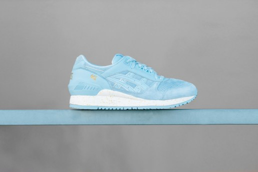 "ASICS GEL-Respector ""Crystal Blue"""