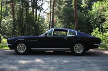 "Hear Why This 1971 Aston Martin DBS Is an ""Irrational Desire"""