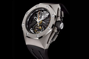 Audemars Piguet Debuts the Royal Oak Concept Supersonnerie