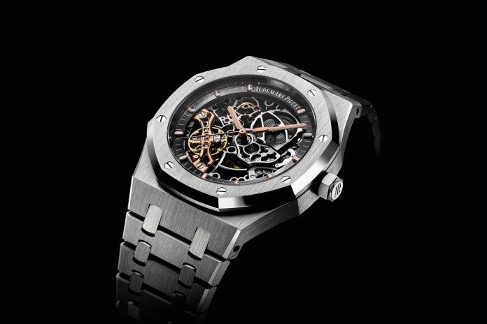 Audemars Piguet Royal Oak Double Balance Wheel Openworked Reference 15407