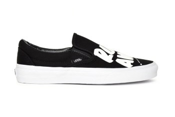 Baron Von Fancy Works With Vans for a Clean and Simple Collabo Slip-On