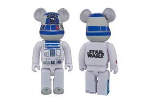 """Introducing the """"R2-D2 ANA JET"""" Bearbrick"""