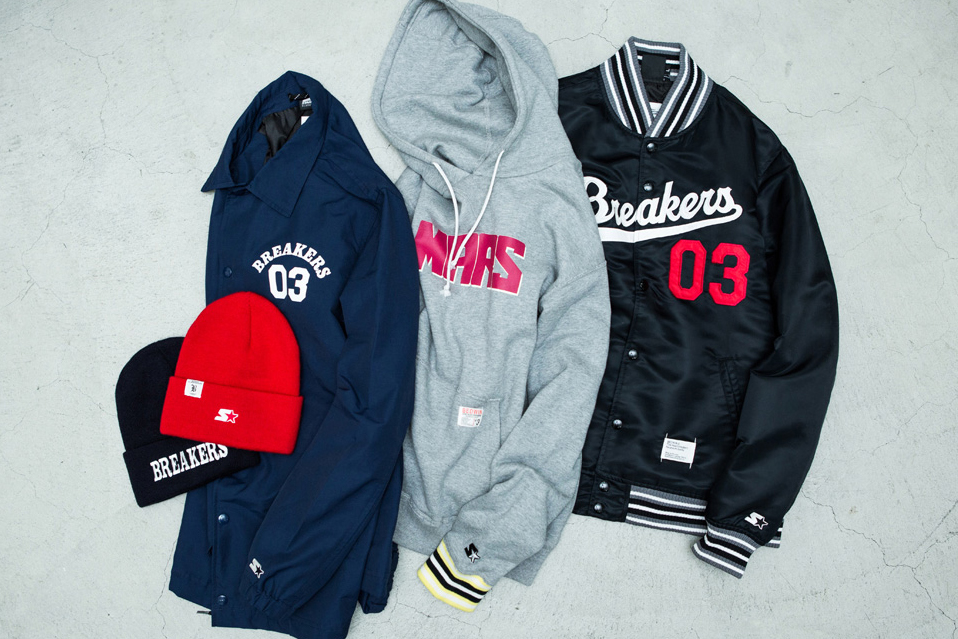 BEDWIN & THE HEARTBREAKERS x Starter Capsule Collection