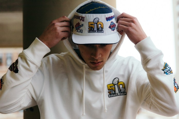 '47 Enlists Benny Gold and Black Scale for a Season Super Bowl Capsule Collection