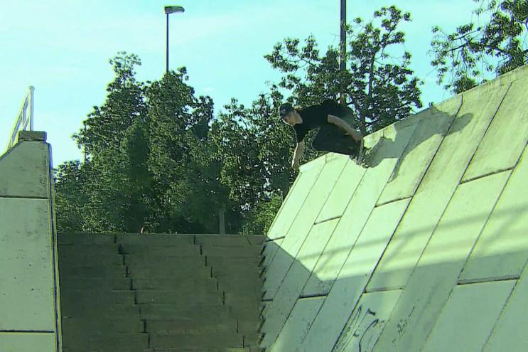 Carhartt WIP's Skate Team Takes a Trip to Spain