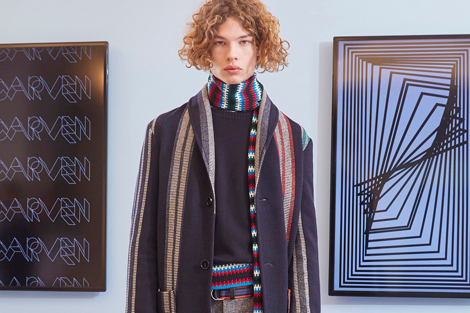 Carven 2016 Fall/Winter Collection