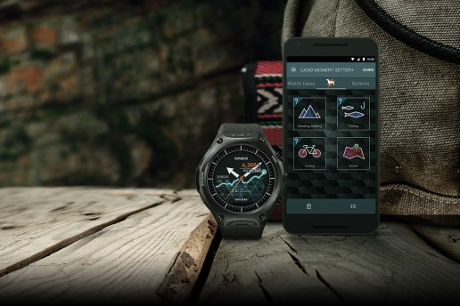 Casio's New Smartwatch Is the Perfect Companion for Outdoor Action