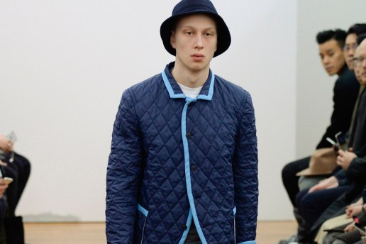 COMME des GARÇONS SHIRT's 2016 Fall/Winter Collection Plays With Dimensionality