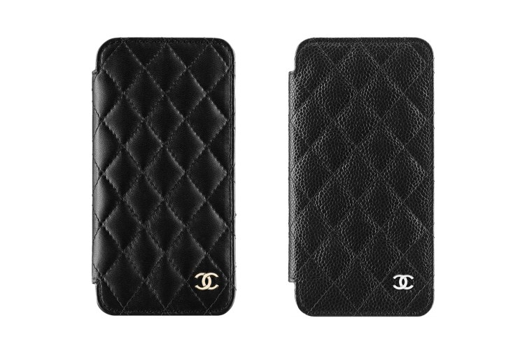 These Chanel iPhone Cases Cost as Much as the Gadget Itself