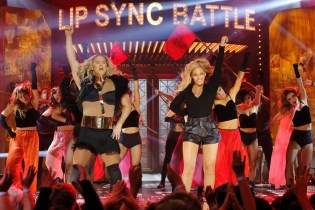 Channing Tatum Gets Some Surprising Assistance From Beyonce on Spike's 'Lip Sync Battle'