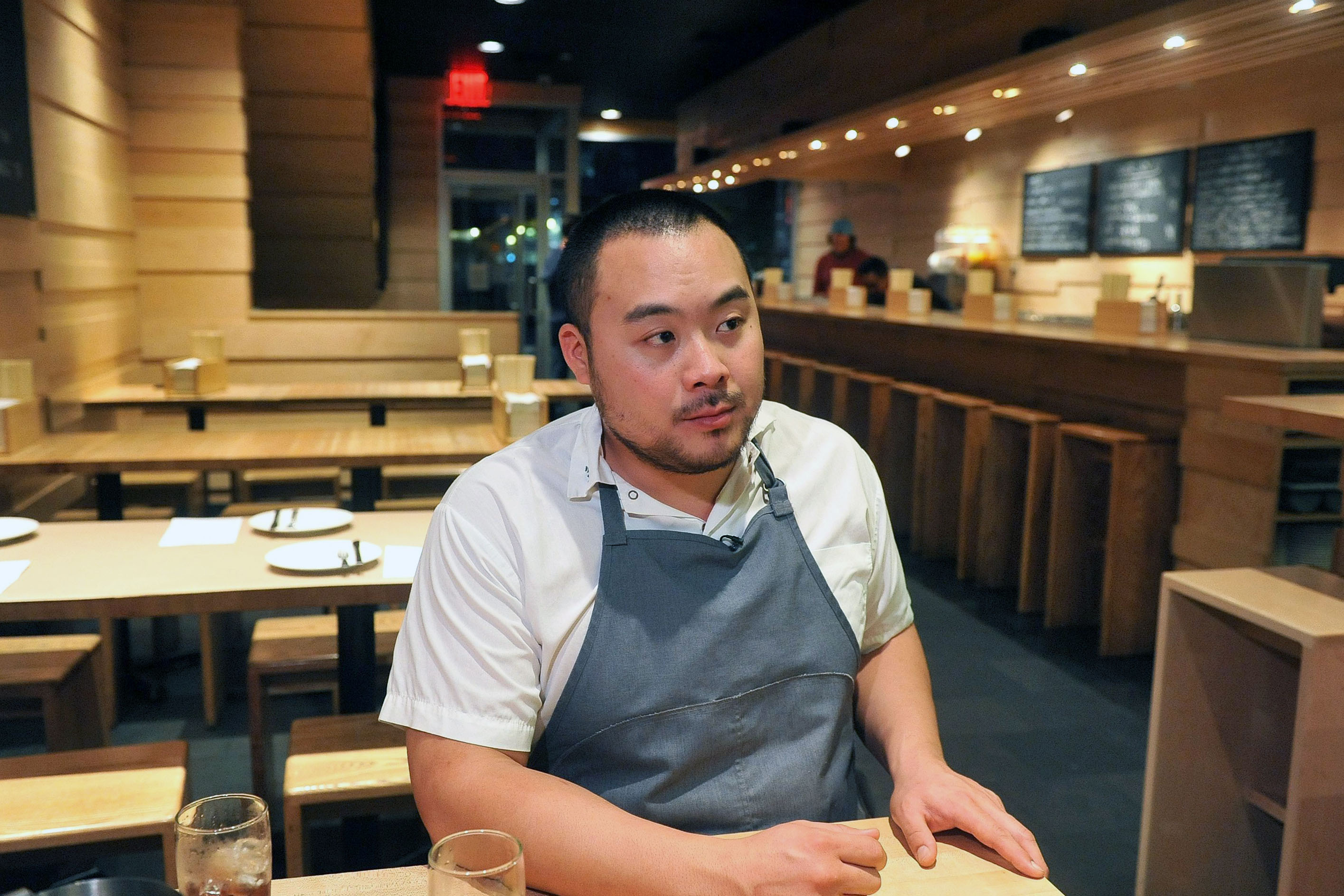 Chef David Chang Bans Tipping at New Momofuku Nishi Restaurant