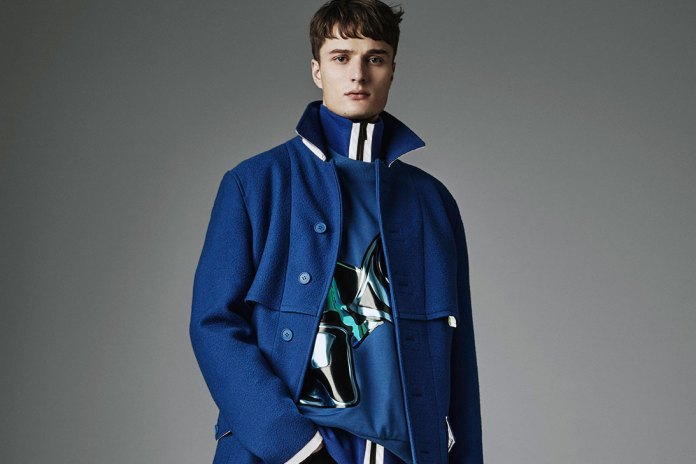 Christopher Kane 2016 Fall/Winter Lookbook Shows That Loose Sihouettes Aren't Going Anywhere
