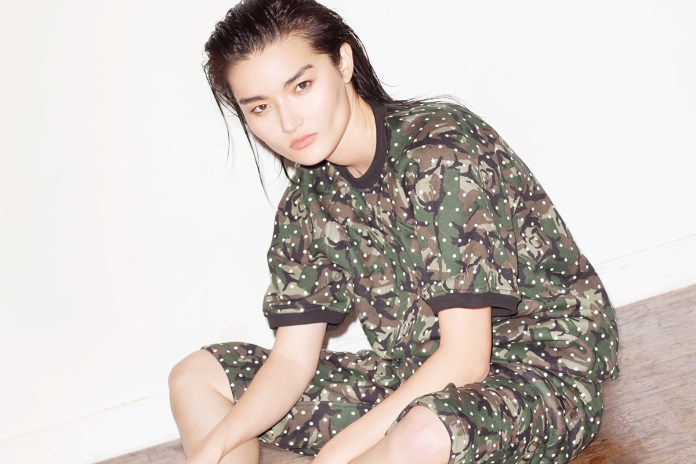 """CLOT 2015 Fall/Winter """"OMACCAMO"""" Collection"""