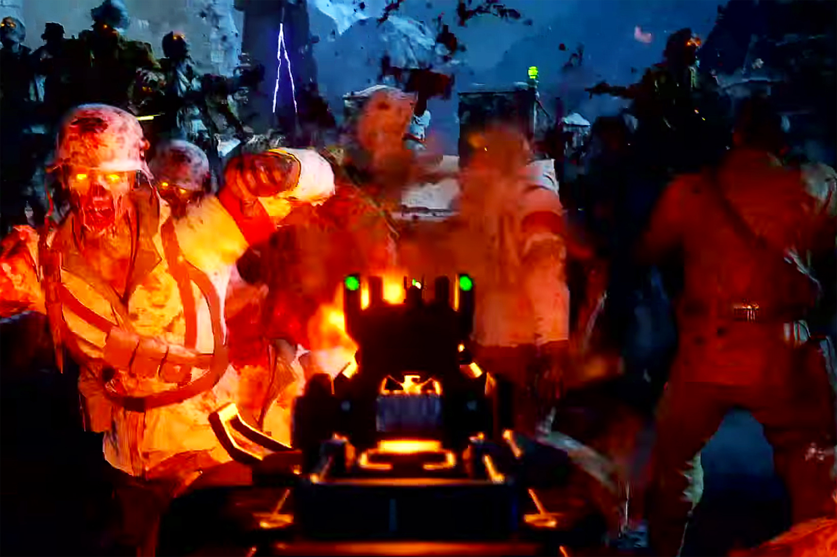 'Call of Duty: Black Ops III' Releases a Third Zombie Map