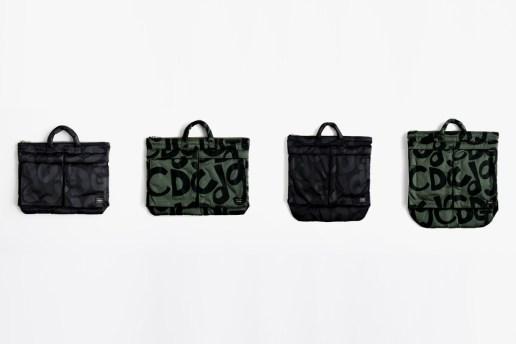 COMME des GARÇONS x PORTER Tanker Series Bags