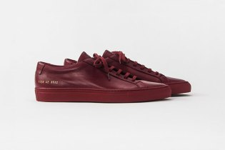 Common Projects Reveals Its 2016 Spring/Summer Collection