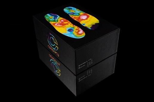 "Concepts x Nike 20th Anniversary Free Trainer 1.0 ""Black/White/Multi"""