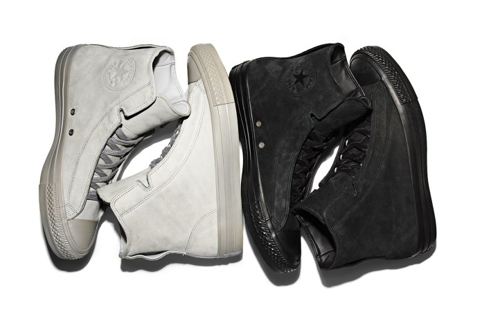 Converse Puts a Fashionable Spin on a Classic With the Chuck Taylor All Star Alpha