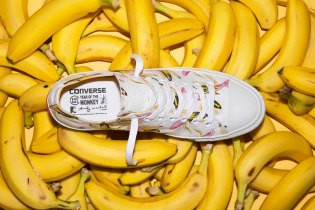 Converse and CLOT Team up for an Exclusive Andy Warhol Collection
