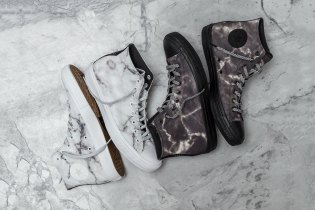 "Converse First String Chuck Taylor All Star II ""Marble"" Pack"