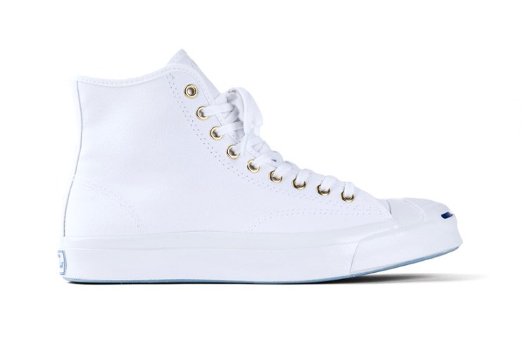 "Converse Jack Purcell Quickstrike Hi ""Duck Canvas"""