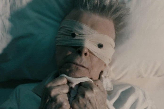 "David Bowie Plays a Mentally-Disturbed Patient in Johan Renck's ""Lazarus"" Music Video"