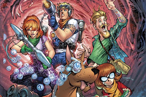 DC Entertainment Reboots 'Scooby Doo,' 'The Flintstones' & More