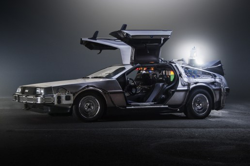 The DeLorean Goes 'Back to the Future' as It Returns to Production