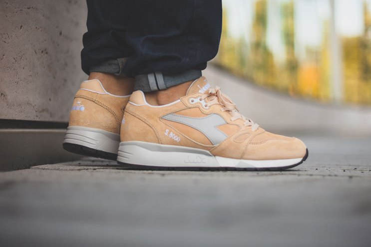 "Diadora Gives the Italian-Made S8000 the ""Wheat"" Treatment"