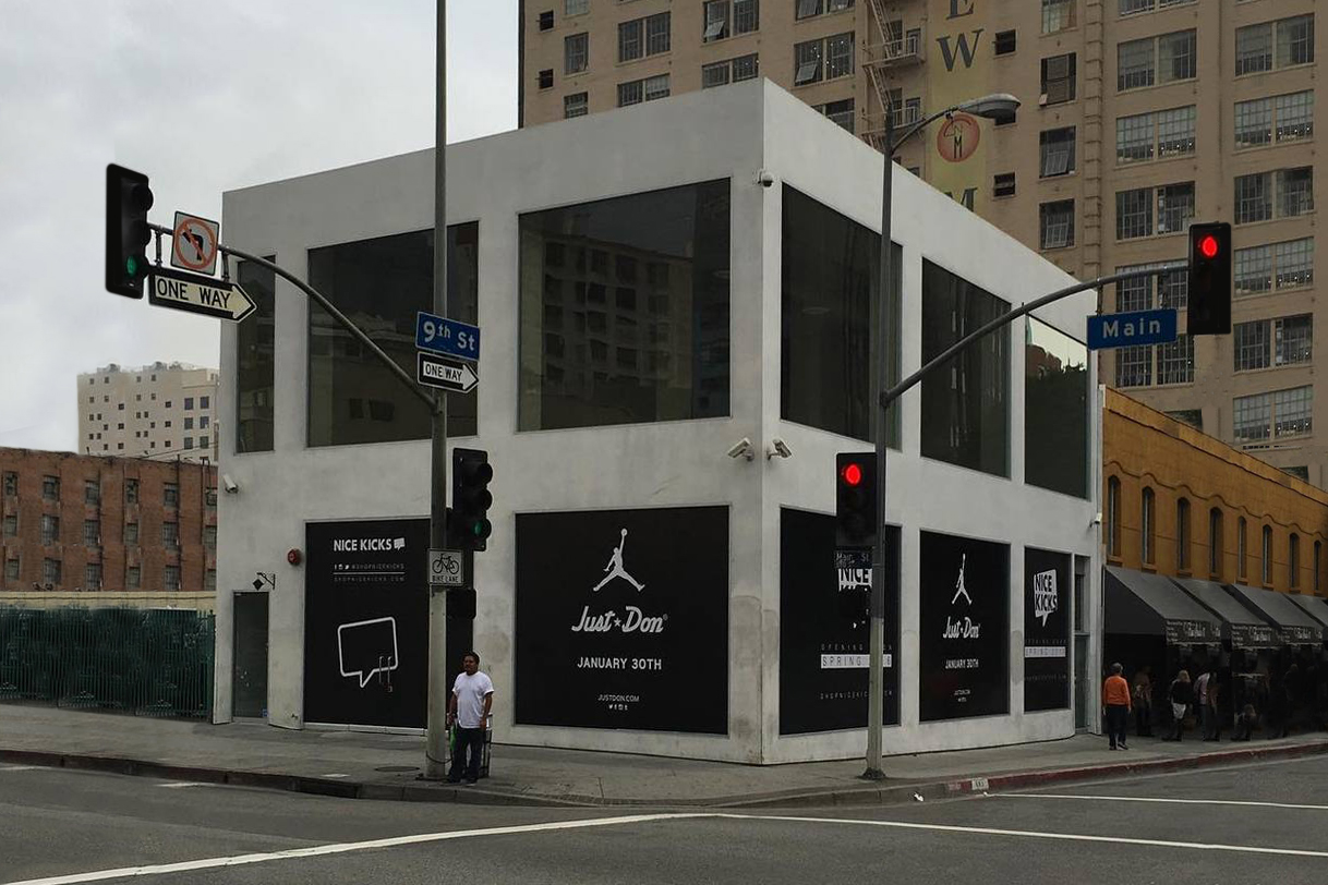 Don C x Jordan Brand Pop-Up Shop Is Coming to LA