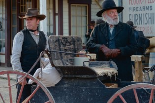 Father and Son Donald & Kiefer Sutherland Star in Upcoming Western 'Forsaken'