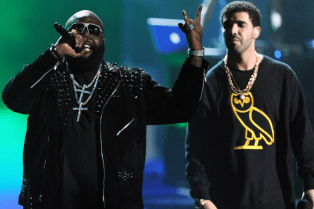 "Rick Ross & Drake's J.U.S.T.I.C.E. League-Produced ""Empire"" Surfaces"