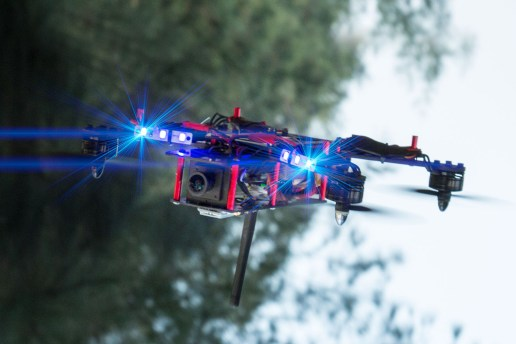 Drone Racing Goes Professional With the Launch of the Drone Racing League