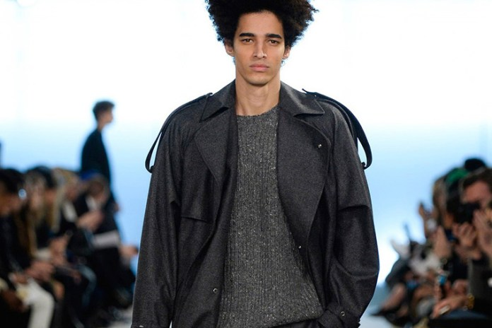 E. Tautz 2016 Fall/Winter Collection Is Youthful, Structured and Stylized