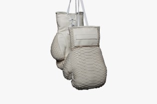 Elisabeth Weinstock Has Released a Collection of Snakeskin Boxing Gloves