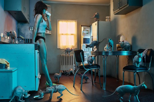 These Equinox Ads by Steven Klein Are Promoting More Than Gym Memberships (NSFW)