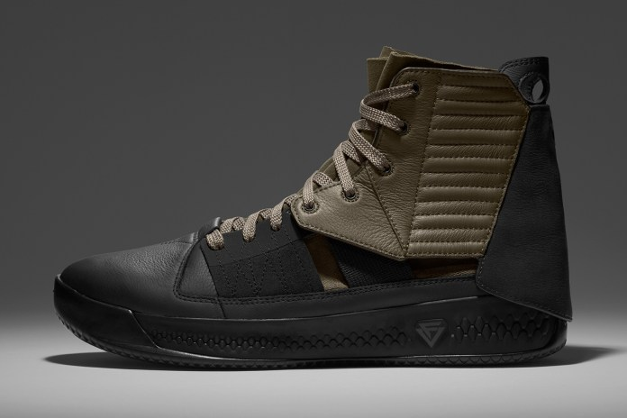 "Erik Bjerkesjö and BRANDBLACK Present the ""Totems"" Sneaker"