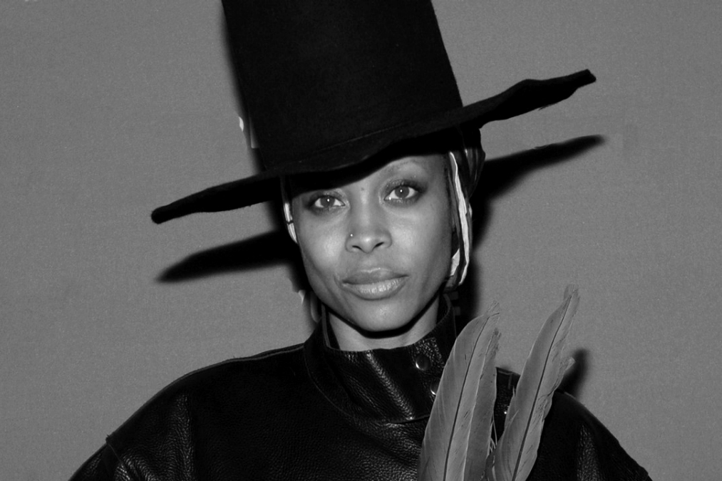 "Erykah Badu Puts Her Spin on Kanye West's ""Real Friends"""