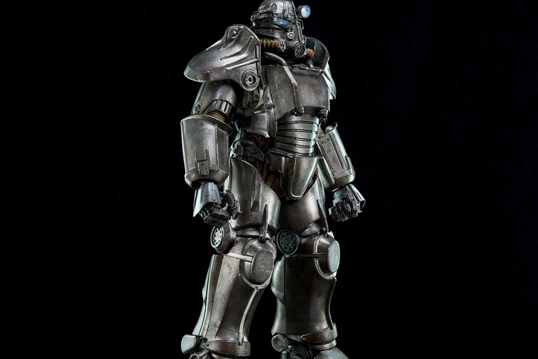 fallout how to get power armor