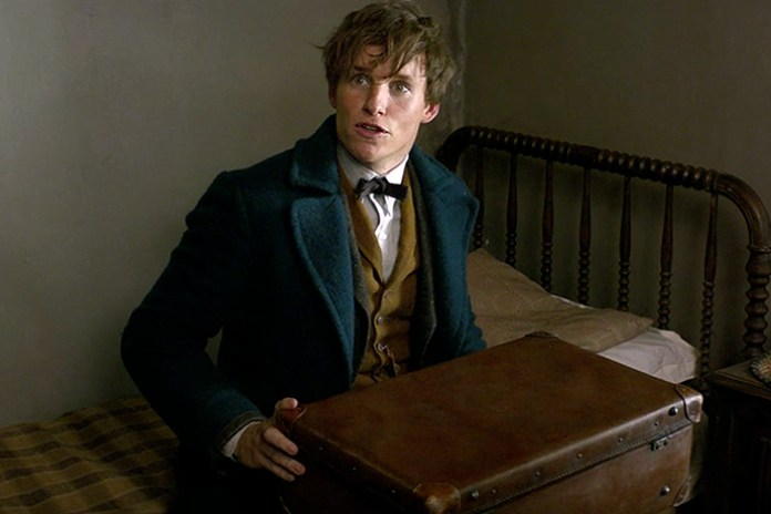 'Fantastic Beasts and Where to Find Them' Behind-the-Scenes Sneak Peek